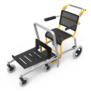 Mobby luggage trolley