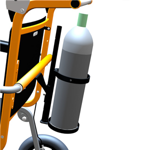 Mobby2 Oxygen bottle holder